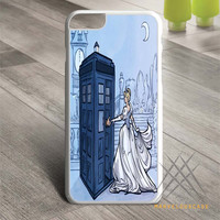Doctor Who Meets Disney Tardis and cinderella case for iPhone, iPod and iPad