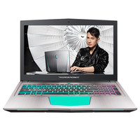 "Thunderobot  Dino-X5 Gaming Laptops Intel Core i7 7700HQ Nvidia GTX1050Ti 15.6"" IPS 8GB RAM 128G+1T Backlights DOS OS PC Tablets"