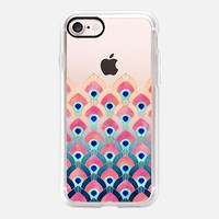 Feathered 1 - Transparent iPhone 7 Case by Elisabeth Fredriksson | Casetify