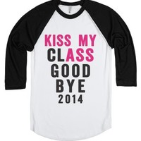 White/Black T-Shirt | Graduation Shirts
