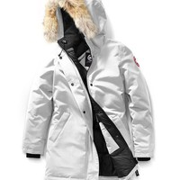 Canada Goose Victoria Parka Women Outwear Down Jackets