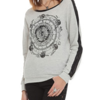 Astrological Girls Pullover Top