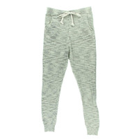 Free People Womens Knit Marled Lounge Pants