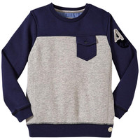 Scotch & Soda Boys Color Block Sweater