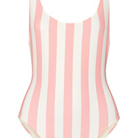 Solid and Striped - Anne-Marie striped swimsuit