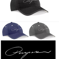 JUSTIN BIEBER T Shirt Baseball Cap Purpose High Quality Cap
