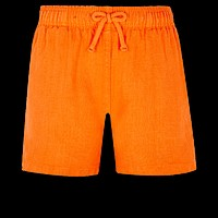 Vilebrequin - Bolido Safran Orange Swim Shorts