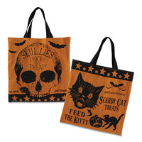 Spooktacular Treat Bags (Set of 2)