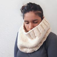 condyle ribbed cowl in fisherman OR your color of choice
