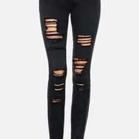 Women's Joe's 'Finn' Destructed Skinny Ankle Jeans (Braelyn)