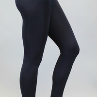 Perfect  Leggings - Navy