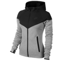 Nike Tech Fleece Full Zip Hoodie - Women's