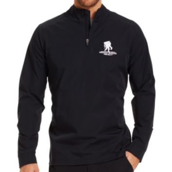 Under Armour Men's Wounded Warrior Project ColdGear Infrared Quarter Zip Jacket
