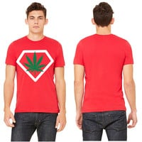 diamant weed T-shirt