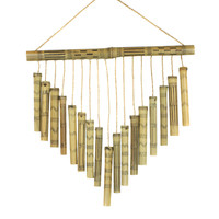 Bamboo Wind Chime - Cameroon