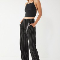 I.AM.GIA Mira Striped Wide-Leg Pant   Urban Outfitters