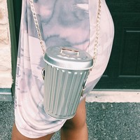 Trash Can Crossbody