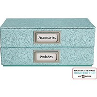 Martha Stewart Home Office™ with Avery™ Adhesive Metal Small Bookplate Silver