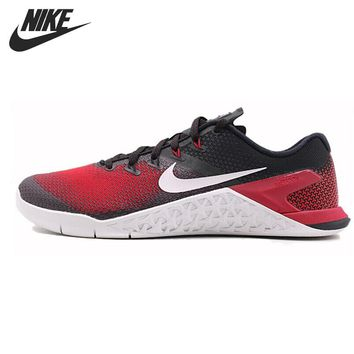 Original New Arrival 2018 NIKE METCON 4 Men's Training Shoes Sneakers