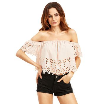 Laser Cut Out Top