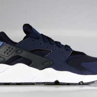 Nike Men's Air Huarache Midnight Navy