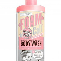 Soap & Glory Foam Call Bath And Shower Gel 500ml
