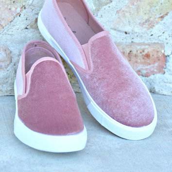 Here And Now Sneaker - Blush