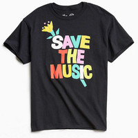 UO + VH1 Save The Music Foundation Tee - Urban Outfitters