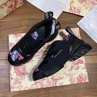 Christian Dior D-connect Sneaker Reference #13-1