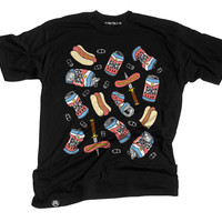 Subrosa Beer Dogs Short Sleeve T-Shirt