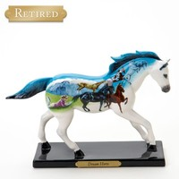 Trail of Painted Ponies from Enesco Dream Horse Figurine 6 IN