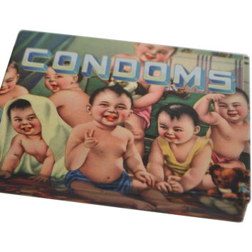 Condoms Pocket Box