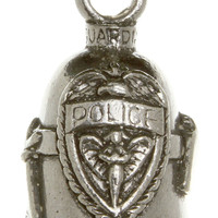 Police Protect and Serve Guardian Bell