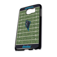 Carolina Panthers Logo Samsung Galaxy S6 Case