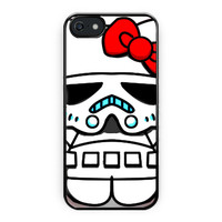 Hello Kitty Stormtrooper iPhone 5/5S Case