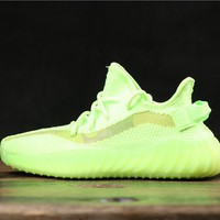 Adidas Yeezy 350 V3 Boost Green Running Shoes - Best Online Sale