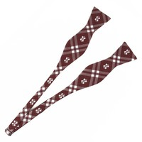 Mississippi State Bulldogs Rhodes Style Self Tie Bow Tie