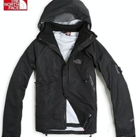 The North Face / Le Si Feisi / North Face Wind Outdoor Professional Men's Two-piece Jackets