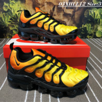 HCXX Nike Air Vapormax Plus TM Causal Running Shoes Yellow