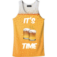 Its Beer Time Tank