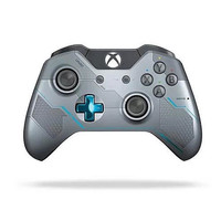 Limited Edition Halo 5: Guardians Wireless Controller for Xbox One - Metallic Blue
