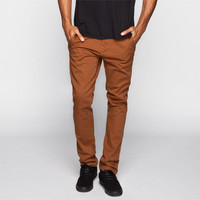 Rsq London Mens Skinny Chino Pants Whiskey  In Sizes