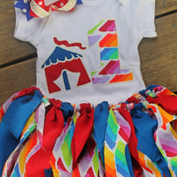 first birthday outfit girl,1st birthday outfit,circus birthday,rainbow birthday outfit,1st birthday circus outfit, birthday carnival outfit