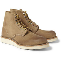 Red Wing ShoesHawthorne Oiled-Leather Boots|MR PORTER