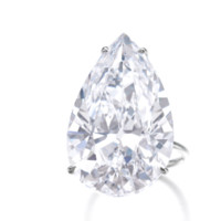 Impressive diamond ring | lot | Sotheby's