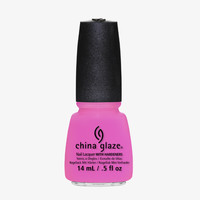 China Glaze Bottoms Up Nail Polish (Sunsational Collection)