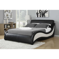 Niguel Upholstered Bed by Coaster