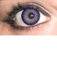 NEO Celeb Violet Purple Circle Lenses Cosmetic Colored Contacts Circle Lens