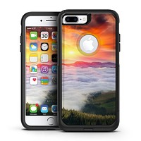 Foggy Mountainside - iPhone 7 or 7 Plus Commuter Case Skin Kit