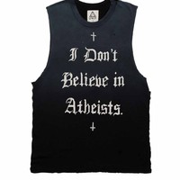 DON'T BELIEVE - Tees - MENS